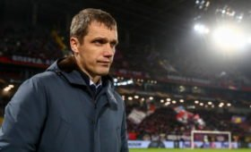 Тренер Гончаренко решил уйти из ЦСКА