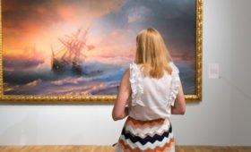 Искусство на безопасной дистанции: в музеях России разрешат экскурсии