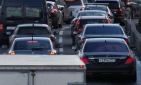 В России упал спрос на новые легковые автомобили