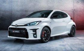 Toyota оснастила GR Yaris мотором и коробкой от обычного пятидверного хэтчбека