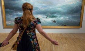 Картину Айвазовского продали на аукционе за $2,9 миллиона