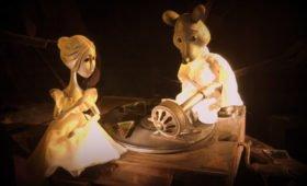 Классика театра кукол: трансляция спектакля «Солнечный луч»