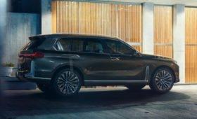 BMW может оснастить будущий флагманский кроссовер гибридной установкой от седана 7 series