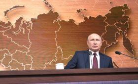 Путин объяснил одну поправку: чтобы не утащили подарки русского народа