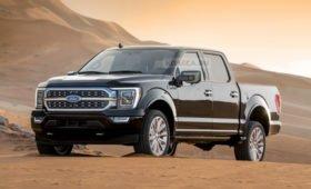 Ford поделился тизером нового F-150. Премьера пикапа пройдёт на следующей неделе