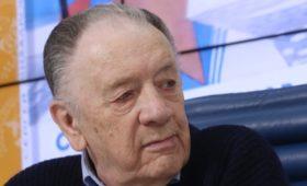 Художник Виктор Чижиков похоронен на Востряковском кладбище в Москве
