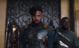 Лучшим злодеем Marvel признали Эрика Киллмонгера из «Черной пантеры»