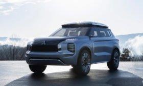 Mitsubishi раскрыла сроки дебюта нового Outlander. Ещё грядут посвежевшие Eclipse Cross и ASX