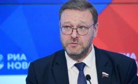 В Совфеде рассказали о реакции на поправку о  целостности России