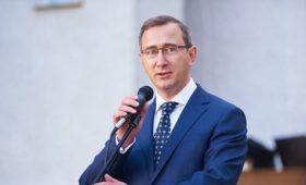 Шапша сдал подписи в свою поддержку на выборах главы Калужской области