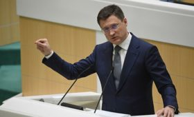 Новак заявил о выполнении обязательств по поставкам нефти в Белоруссию