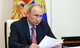 Песков рассказал о работе Путина во время кризисов