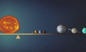 Ученые нашли центр тяжести Солнечной системы
