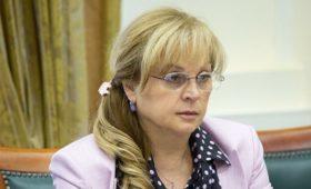 Памфилова: число политических партий в России будет сокращаться