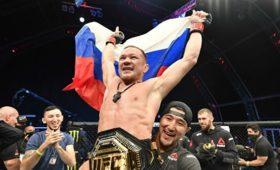 Американский боец назвал Яна бумажным чемпионом