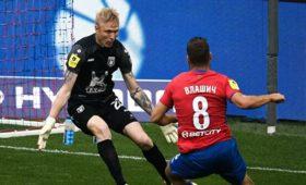 Тренер «Рубина»: в ряде эпизодов сдержать ЦСКА было сложно