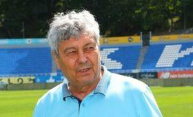 Экс-тренер «Шахтера» Мирча Луческу возглавил киевское «Динамо»