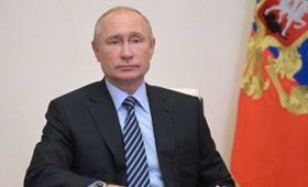 Путин заслушает доклад главы ОСК Рахманова