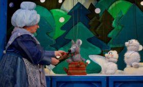 В предвкушении чуда: трансляция спектакля «Сказки Бабушки Зимы»