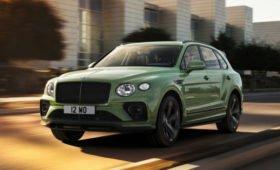 Обновлённый Bentley Bentayga: дизайн в стиле легковых моделей марки и прежняя техника