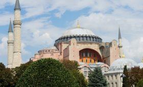Президент Турции увязал превращение Айя-Софии в мечеть с Иерусалимом