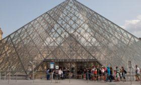 Парижский Лувр возобновил работу после пандемии