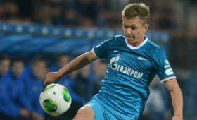 «Зенит» сообщил об уходе из команды Олега Шатова