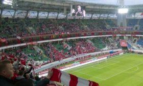 УЕФА примет решение о болельщиках на футбольных матчах 9 июля