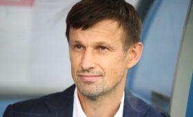 Сергей Семак показал новорожденную внучку