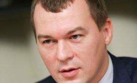 Врио Губернатора Хабаровского края Дегтярев хотел запретить доллар