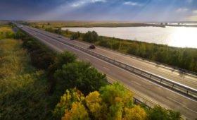 Маршрут к черноморскому побережью: изменили путь движения по платной трассе М-4 «Дон»