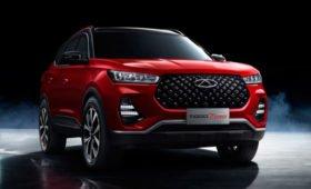Chery Tiggo 7 нового поколения приедет в Россию с одним мотором