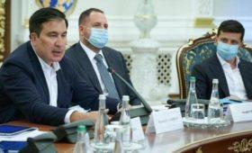 Саакашвили сообщил, что Зеленский готовит фундаментальные реформы в Украине