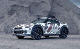 Накатался: на продажу выставлен уникальный внедорожный Nissan GT-R