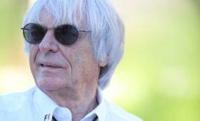 Невероятный Берни Экклстоун стал отцом в 89 лет