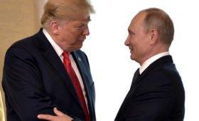 Публикацию о поощрении Россией убийства американских солдат запустило «глубинное государство»