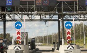 «Автодор» предлагает разрешить на платных дорогах скорость до 150 км/ч