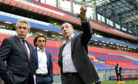 ЦСКА получит более миллиарда рублей по контракту с новым спонсором