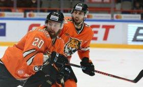 Хоккеисты «Амура» победили «Сибирь» в контрольном матче