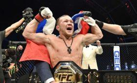 Белорусский боец жестко ответил на оскорбления российского чемпиона UFC