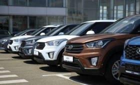 «Автостат» подсчитал, как изменились цены на легковые машины в России