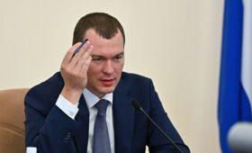 Дегтярев намерен «проситься» на прием к Путину