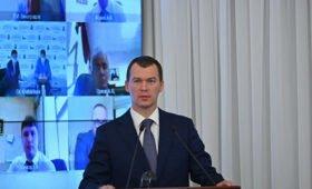 Дегтярев оставил главой минимущества Хабаровского края Марину Костину