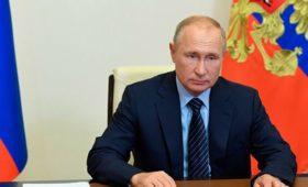 Путин оценил экологическую ситуацию в Усолье-Сибирском