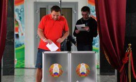 Явка на президентских выборах в Белоруссии превысила 73 процента