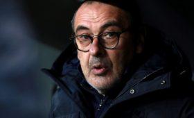 «Ювентус» объявил об увольнении Сарри с поста главного тренера