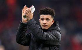 Форвард «Боруссии» Санчо подпишет пятилетний контракт с «Манчестер Юнайтед»