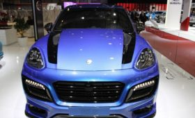 Porsche отзывает в России 445 Cayenne из-за неисправности в топливопроводе