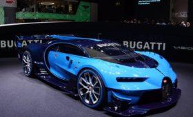 Volkswagen хочет продать бренд спорткаров Bugatti хорватской Rimac