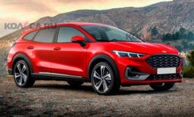 Очередной SUV: Ford готовит новый кроссовер на платформе от Bronco Sport